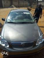 Very low mileage Corolla 03/04