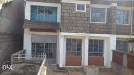 Thika town-4 bedroomed house with own compound