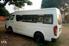 Neatly used Toyota Bus