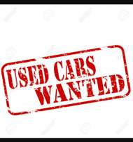Used Cars and Bakkies WANTED