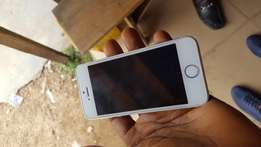 Silver 16gb uk used factory unlocked iPhone 5s for sale