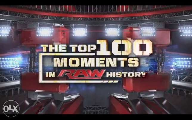 The Top 100 Moments In WWE RAW History