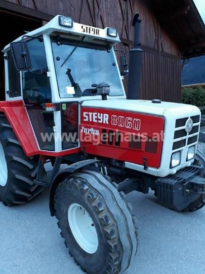 Steyr 8060 N SK II