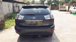 Super Clean Tokunbo / American Use 2007 Lexus RX 350, Perfect Engine