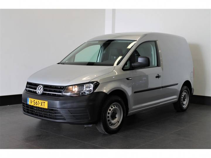 Volkswagen Caddy 2.0 Tdi Bluemotion - Airco - Pdc - Cruise _ 8.650,- - 2016