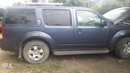 Nissan pathfinder 2006 model for sale