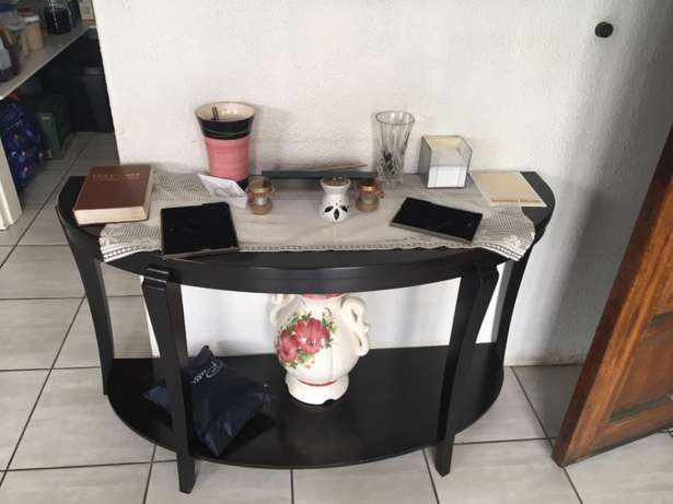 dining room table with side table Alberton - image 2