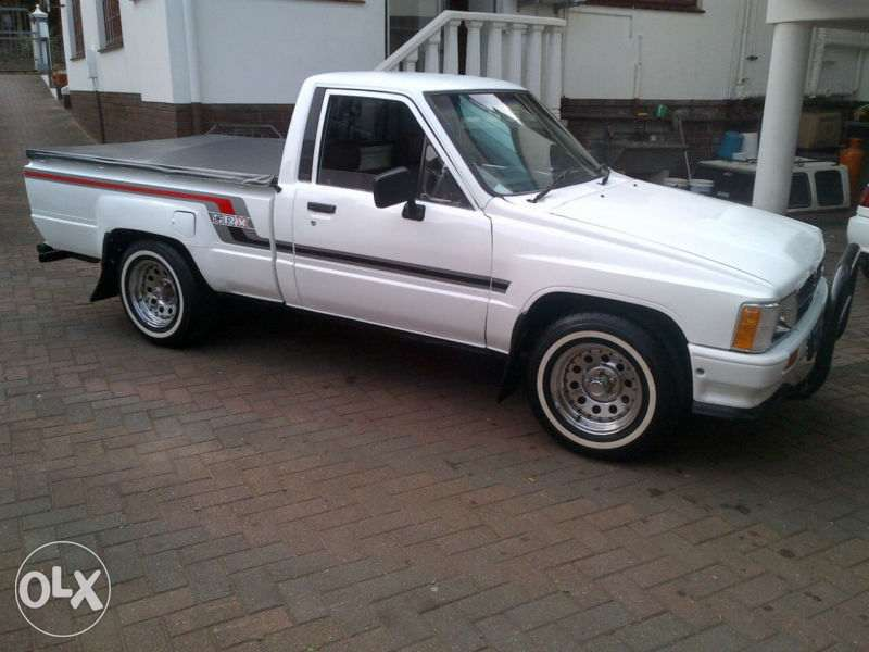 Toyota Hilux 1800 Srx Very Good Condition R25 000