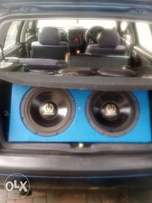 Pioneer impp 12 inch subs for sale