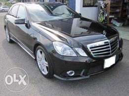 2009 Mercedes Benz E250 used Accident free very clean