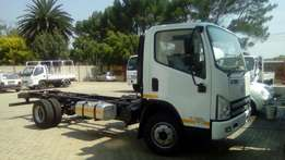 FAW 8.140 chassis cab deals