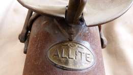 Vintage Allite Carbine lamp. See Pictures