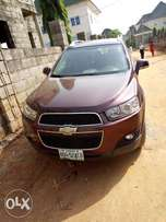 Chevrolet captivated jeep