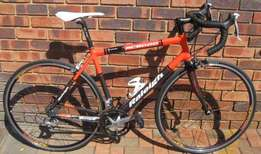 Raleigh RC6000 road bike fully serviced.