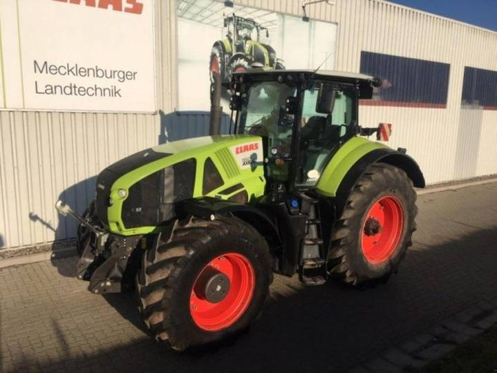 Claas axion 950 - 2014