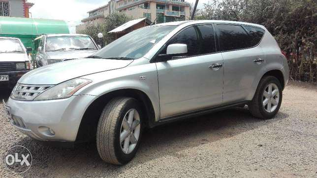 Nissan murano 2007 KBY super clean buy and drive 2400cc Hurlingham - image 1