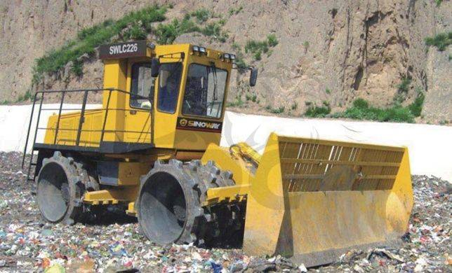 swlc226 compactor