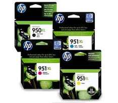 Genuine HP cartridges_Black/Colour