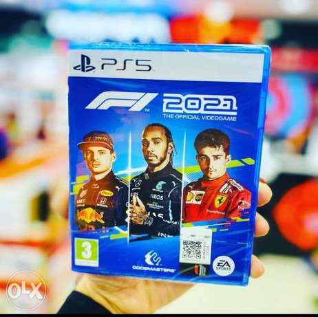 F1 2021 Ps5 Game Available Now