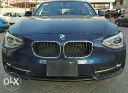 BMW 116i series fully loaded on sale