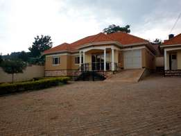 Located in kitende, with a lake view. having 4bedroom, sitting , dini