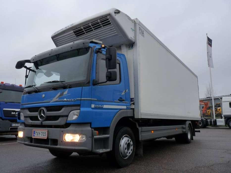 Mercedes-Benz Atego 1524l 4x2 - 2012