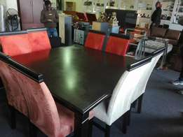 Dining room suite on sale