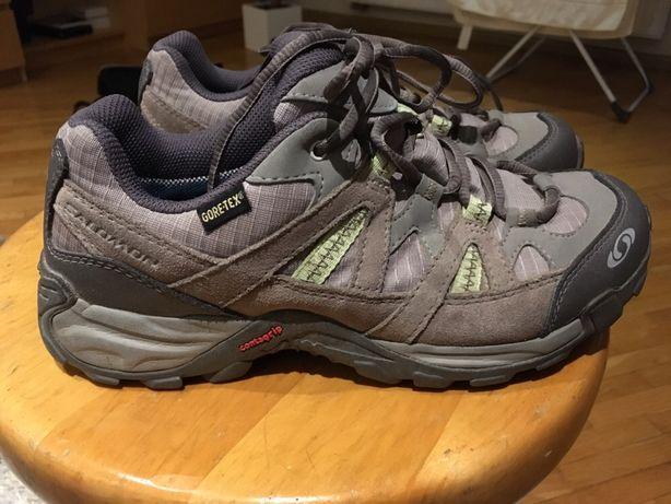 Okazja Salomon buty trekingowe goretex 37 13 Gdynia Obłuże