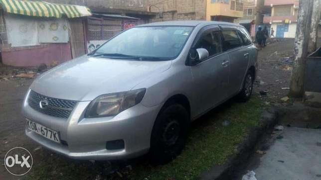 Toyota Fielder KCA..Very Clean and in Excellent condition. Parklands - image 2
