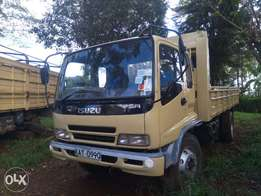 A very clean and well maintained Isuzu fsr for sale