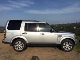 2010 Land Rover Discovery 4, TDV6 HSE 4x4
