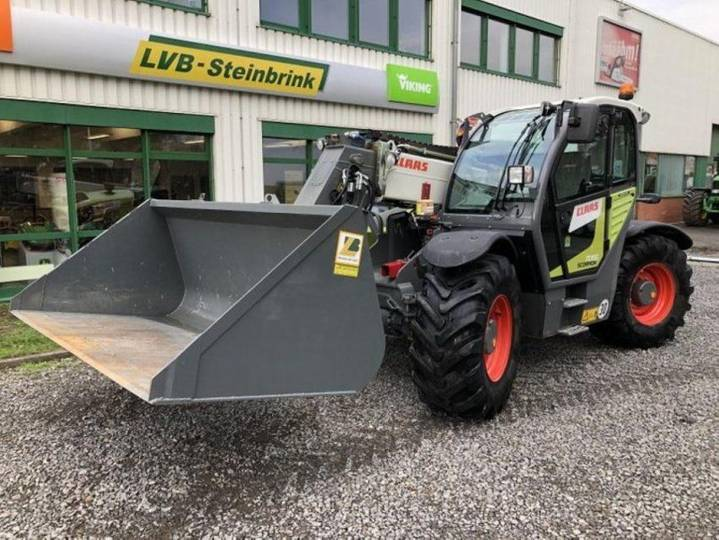 Claas scorpion 7055 varipower - 2015