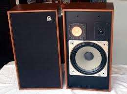 Good Quality Vintage Wharfedale glendale 3 speakers VGC Just been reco