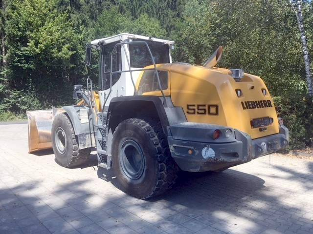 Liebherr L 550 - 2013 - image 8
