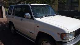 Isuzu Trooper 3.2 v6 4x4