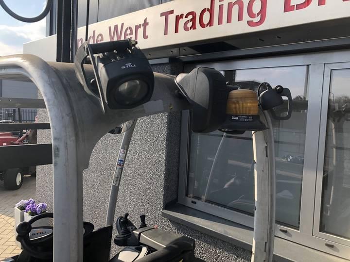 Heftruck STILL RX20-14 triplo430 freelift sideshift 201... - 2015 - image 13