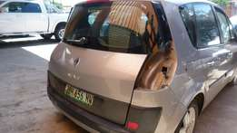STRIPPING FOR PARTS Renault scenic 2 2004
