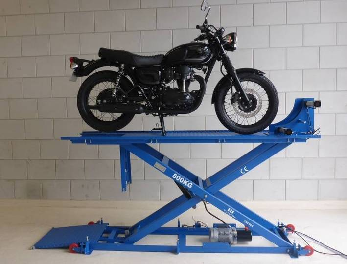 TyreOn Tsc500 Motorcycle Lift - Up To 500 Kg - 2019