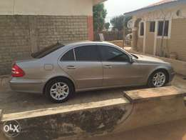 Benz E320 for quick sales