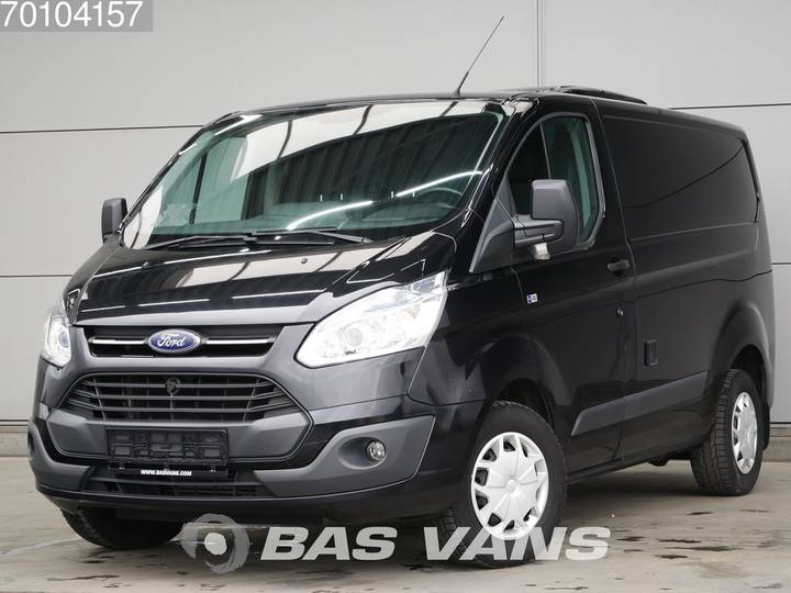 Ford Transit Custom 2.2 TDCI 101pk Koelwagen 220V Dag/Nacht Ai... - 2015