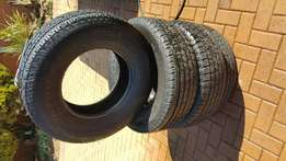 4x Continental crosscontact tyres for sale