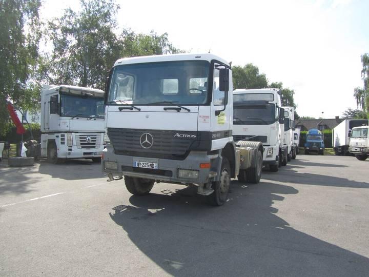 Mercedes-Benz Actros 2040 - 2001