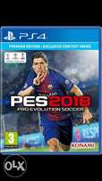 Ps4 game pes 18