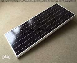 Our All in one solar light helps your dark street without electricity