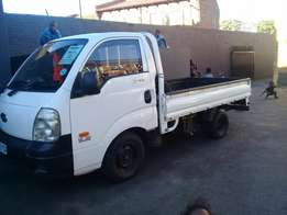Fast and Reliable Bakkies and Trucks for HIRE