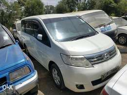 Nissan Serena at An amazing price . Buy and drive