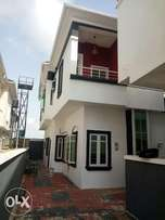 New 4bedroom semi-detached duplex with Bq at Ikota Villa Estate Lekki