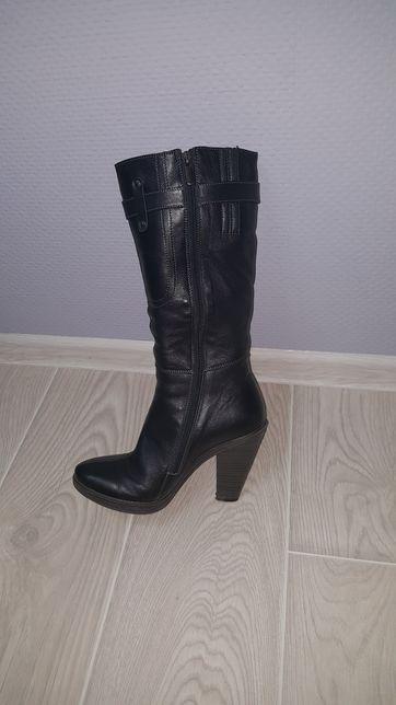 Зимние сапоги Зимові чоботи  1 100 грн. - Жіноче взуття Стрий на Olx 3a3c2945e7fb7