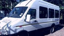 Iveco 17 seater