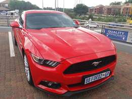 Ford Mustang 2.3 Ecco Boost Fast Back